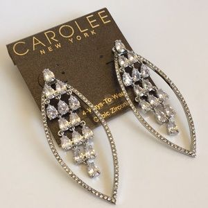 NEW ⭐️ Carolee New York Unique Earrings